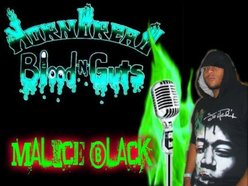 Image for Malice Black