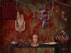 Image for Living Undead Zombies