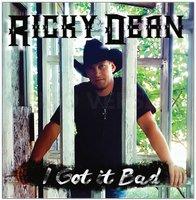 Ricky dean s album cover