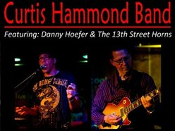 Image for Curtis Hammond Band