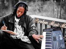 Broken Music man