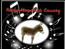 Rocky Mountain Canary