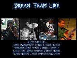 Image for Dream Team Live