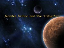 Jennifer Justice and The TrilogySun