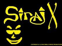 SIRAJ X
