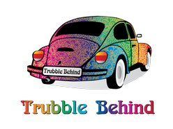 Image for TRUBBLE BEHIND