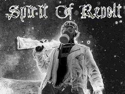 Image for Spirit Of Revolt