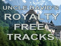 Uncle David's Royalty Free Tracks