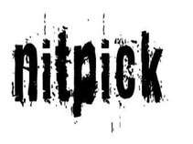 nitpick