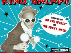 Image for King Salami and the Cumberland Three