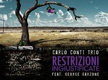 Carlo Conti Trio