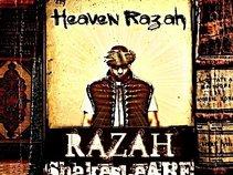 HEAVENRAZAH