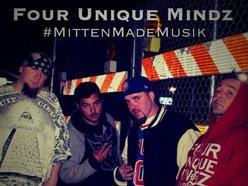 Image for 4UM (Four Unique Mindz)