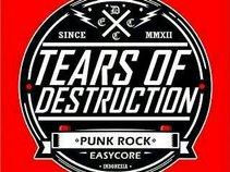 Tears Of Destruction