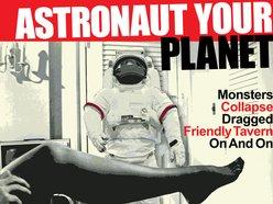 Astronaut Your Planet