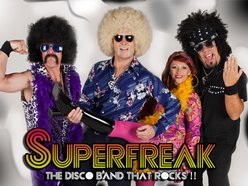 Image for Superfreak