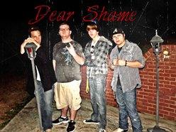 Image for Dear Shame