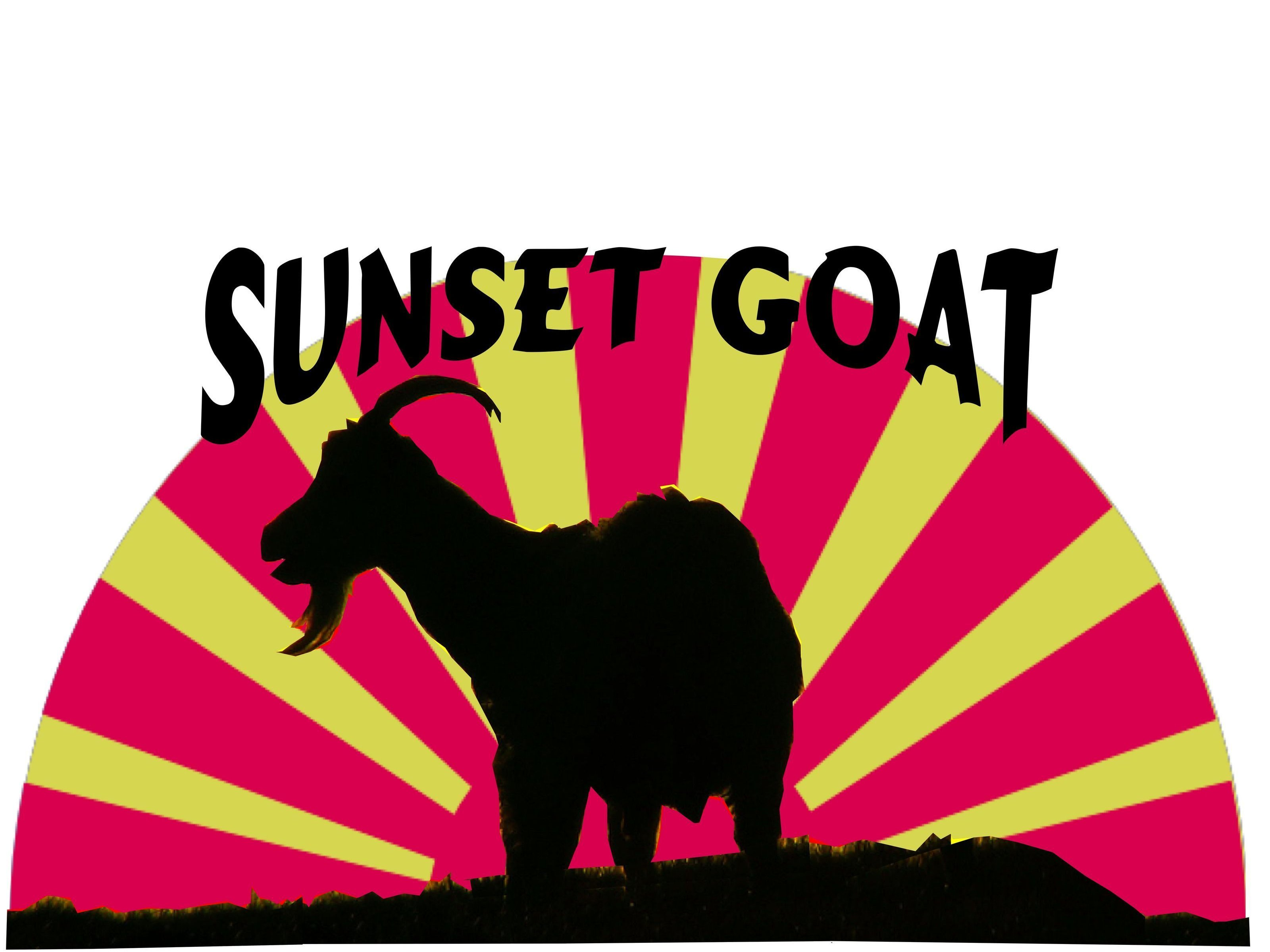 Image for Sunset Goat