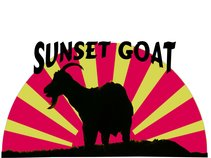 Sunset Goat