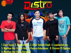 Image for Distro