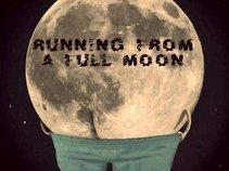 Running From A Full Moon