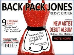 Image for Back Pack Jones