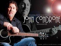 John Condrone, Award Winning Dove & Grammy Nominated Songwriter
