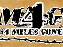 Image for 4 Miles Gone
