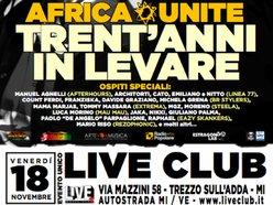 Image for Africa Unite