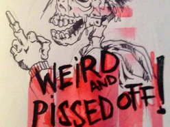 Image for Weird and Pissed Off