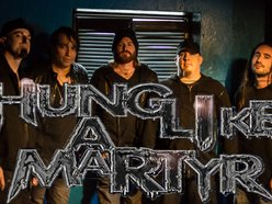 Image for Hung Like A Martyr