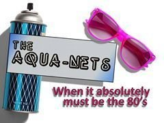 Image for The Aqua-Nets