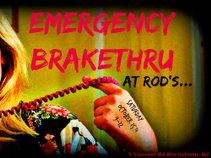 EMERGENCY BRAKETHRU