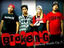 Broken G
