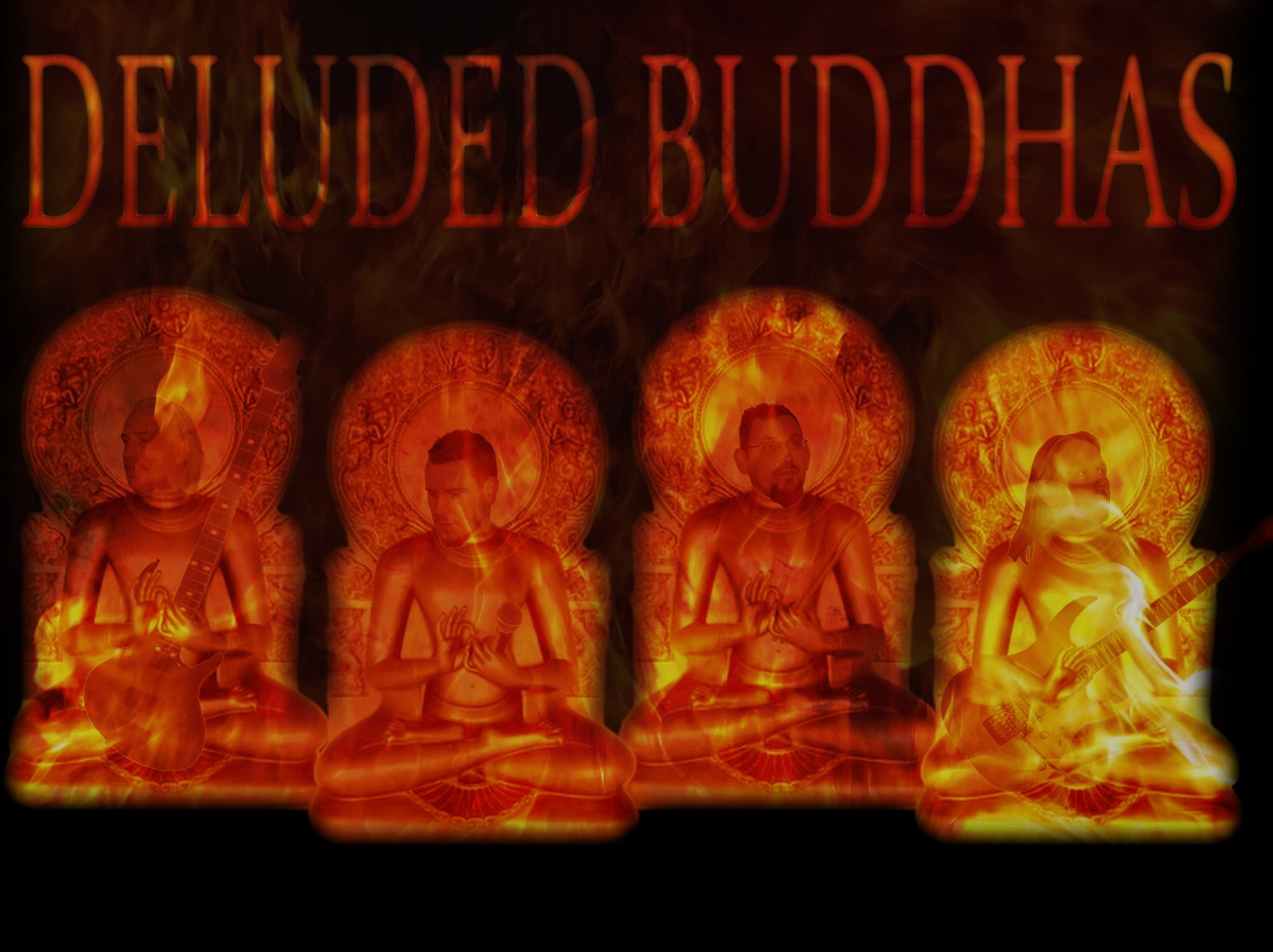 Image for Deluded Buddhas