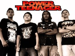 Image for POWER TEENAGER