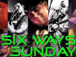 Image for Six Ways to Sunday