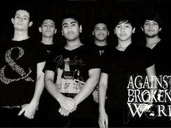 Image for Against a Broken World