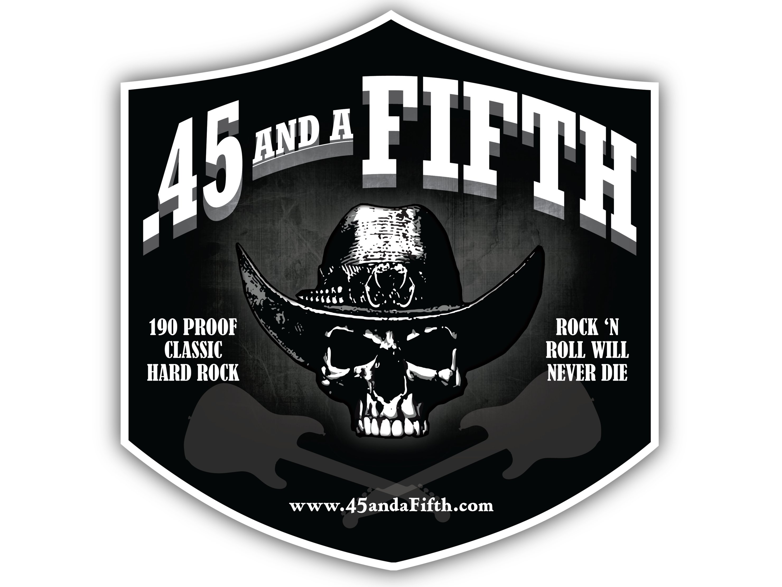 Image for .45 And A Fifth