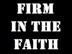 Image for Firm In The Faith