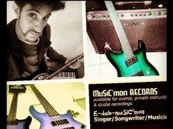 E-dub-muSiC'mon RECORDS