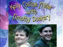 Kelly Collins Miller with Timothy Dockery
