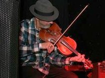 "Eric Golub aka ""The Fiddle Man"""