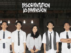 Image for Disorientation As Dimension