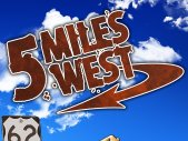 Image for Five Miles West