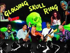 Image for Glowing Skull Ring