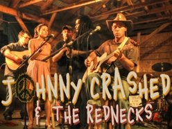 Image for Johnny Crashed & The Rednecks