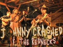 Image for Johnny Crashed & The Rednecks