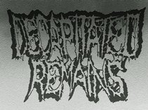 Decapitated Remains