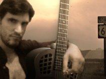Rony Nerozzi slide guitarist